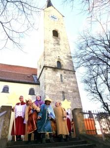 Sternsinger_Kirche